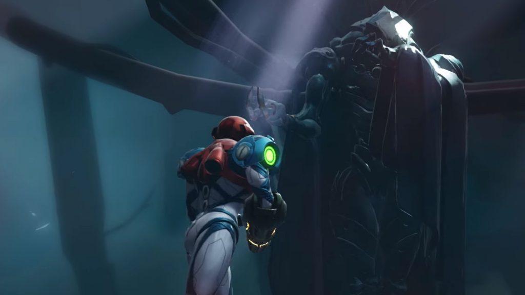 Metroid Dread | Ominous
