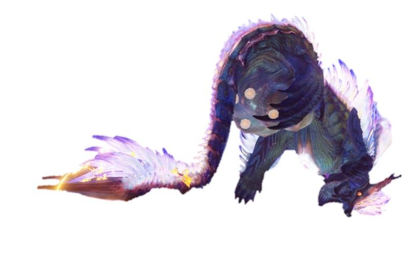 Narwa the Allmother Monster Hunter Rise Version 3.0 Crimson Glow Valstrax