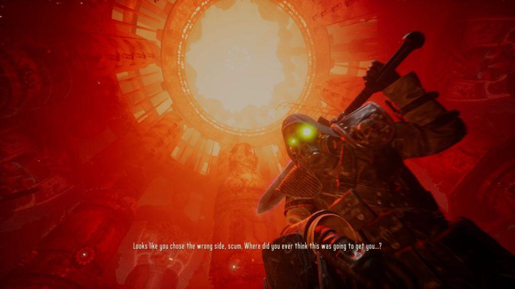 Necromunda: Hired Gun Level 1