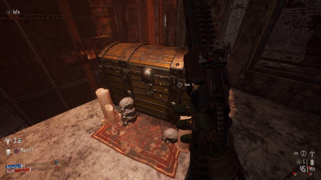 Necromunda: Hired Gun Treasure Chest