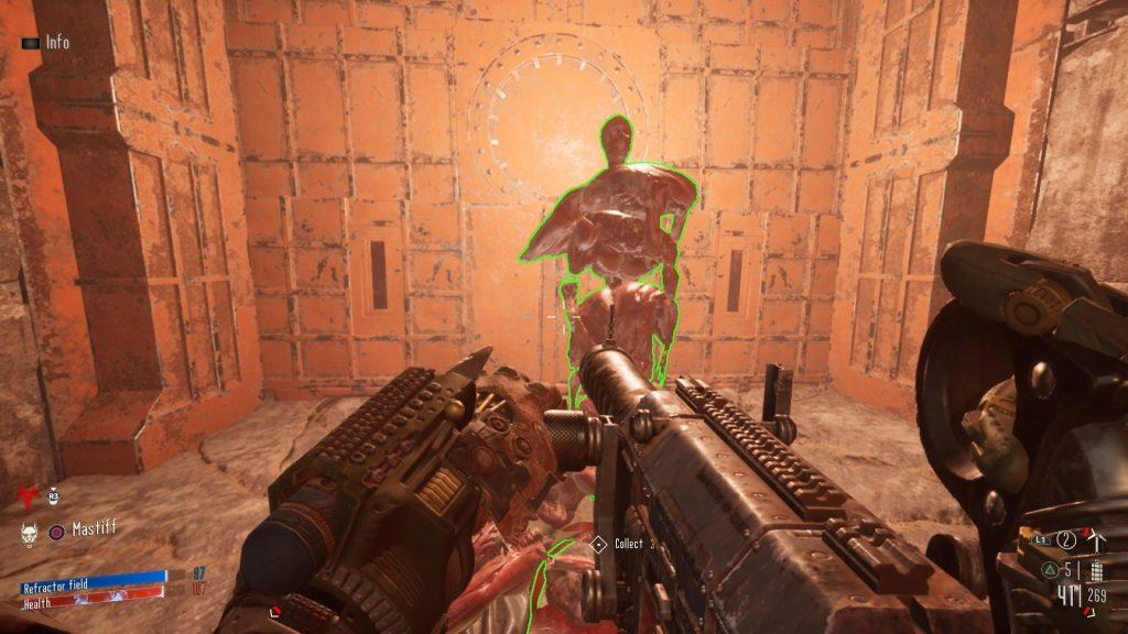 Necromunda: Hired Gun Corpse Pile