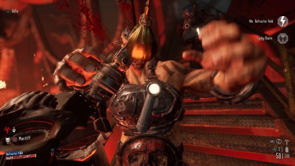 Necromunda: Hired Gun Takedown