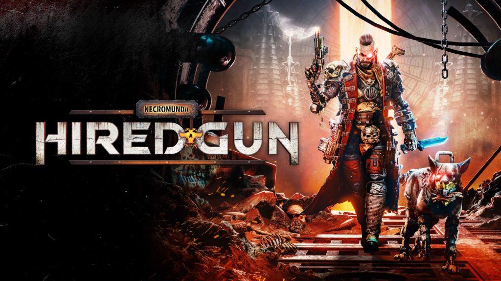 Necromunda: Hired Gun Banner