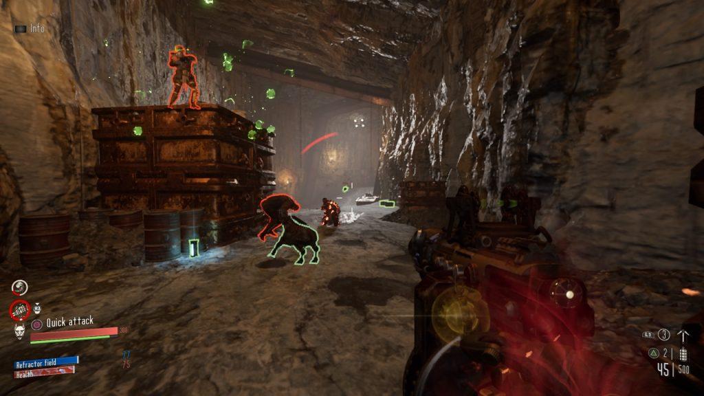 Necromunda: Hired Gun Cybermastiff