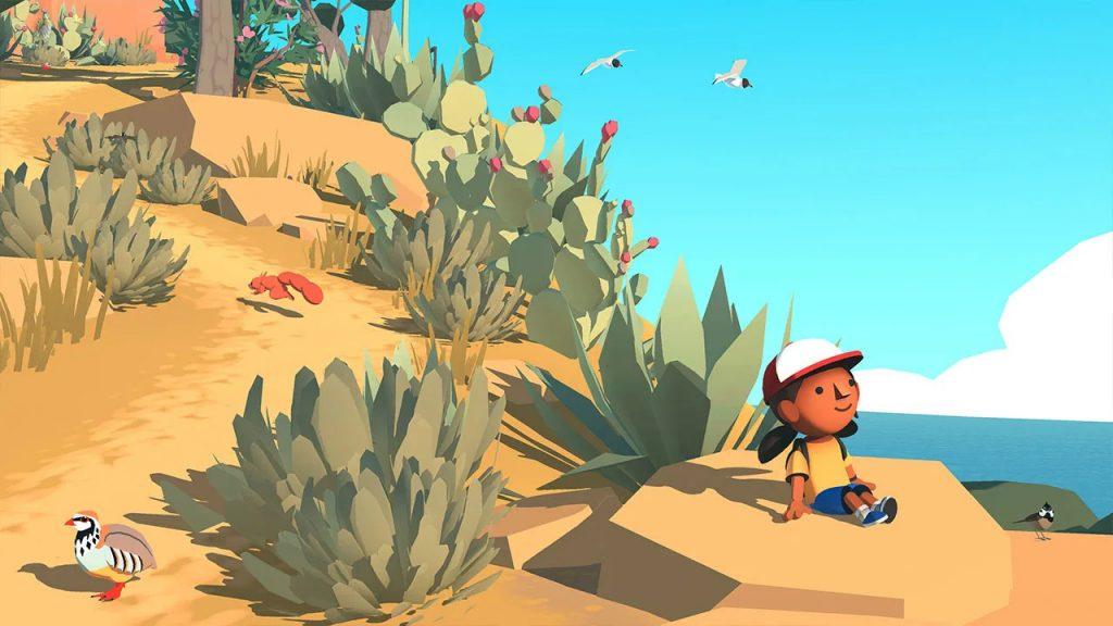 Nintendo Download | Alba A Wildlife Adventure