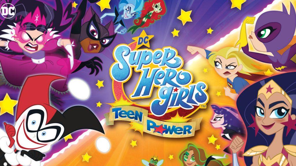 Nintendo Download | DC Super Hero Girls