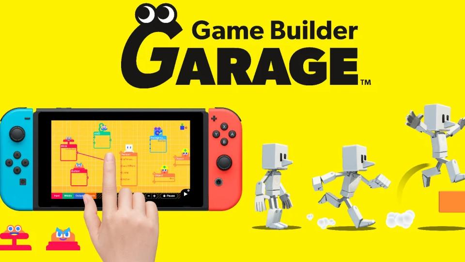 Nintendo Download | Game Builder Garage