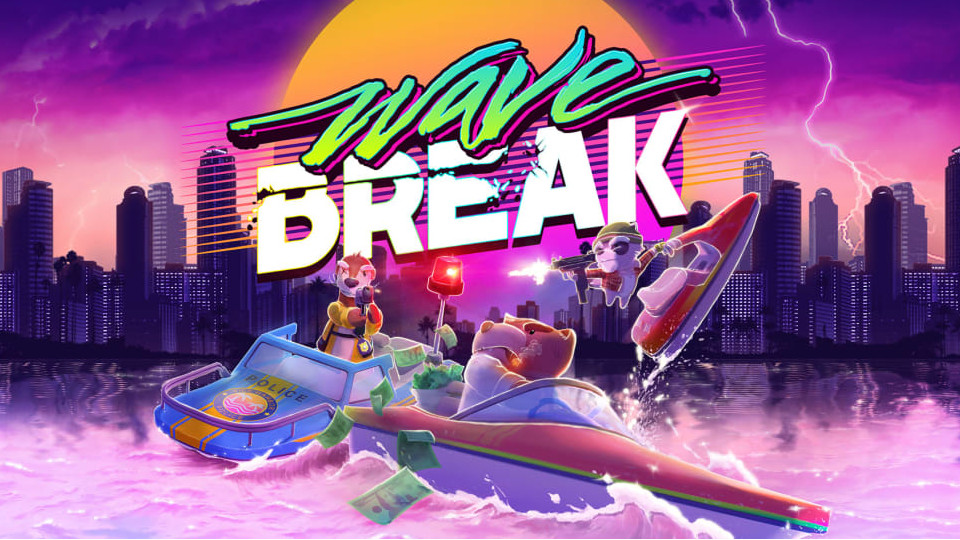 Nintendo Download | Wave Break