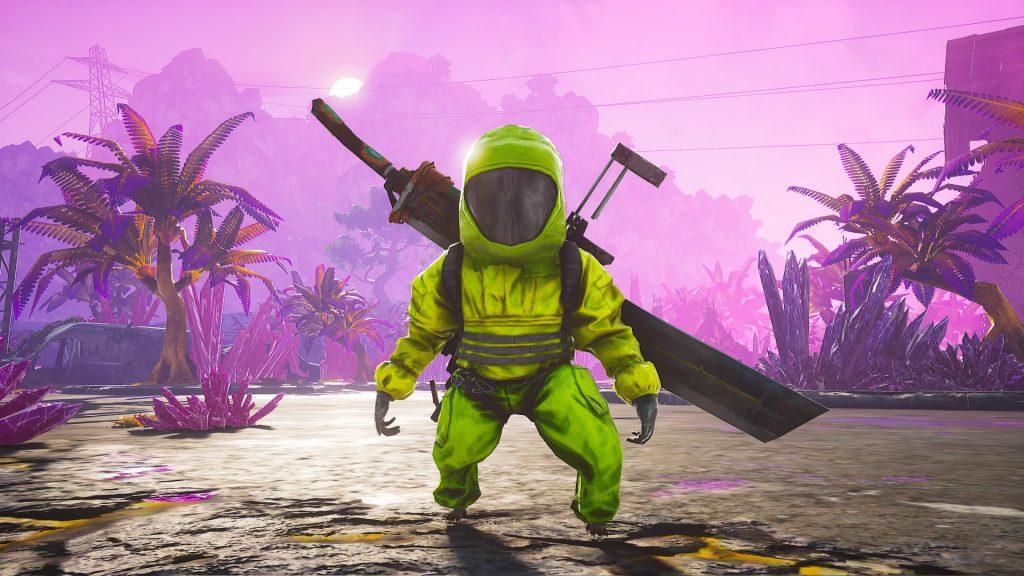Biomutant Anti-Radiation Suit