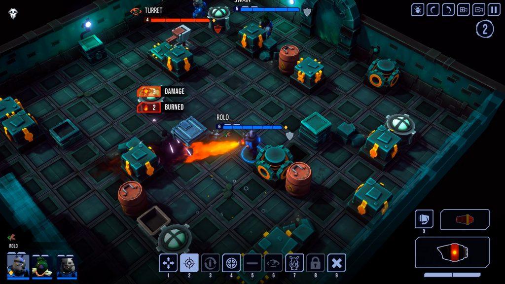 Ruin Raiders | Combat 1