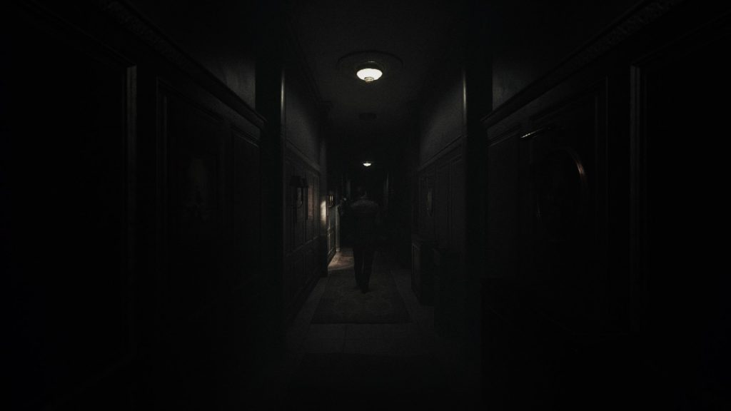 Song of Horror Hallway