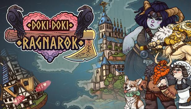 Steam Next Fest | Doki Doki Ragnarok