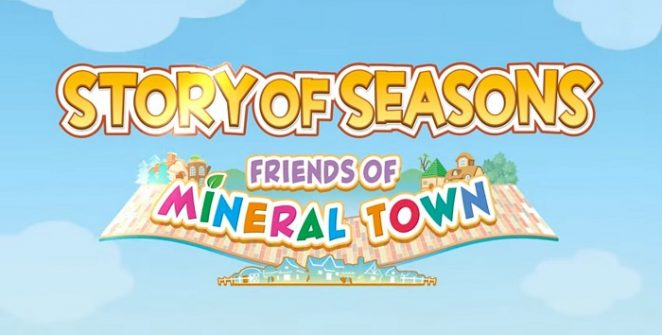 Story of Seasons | Title Card