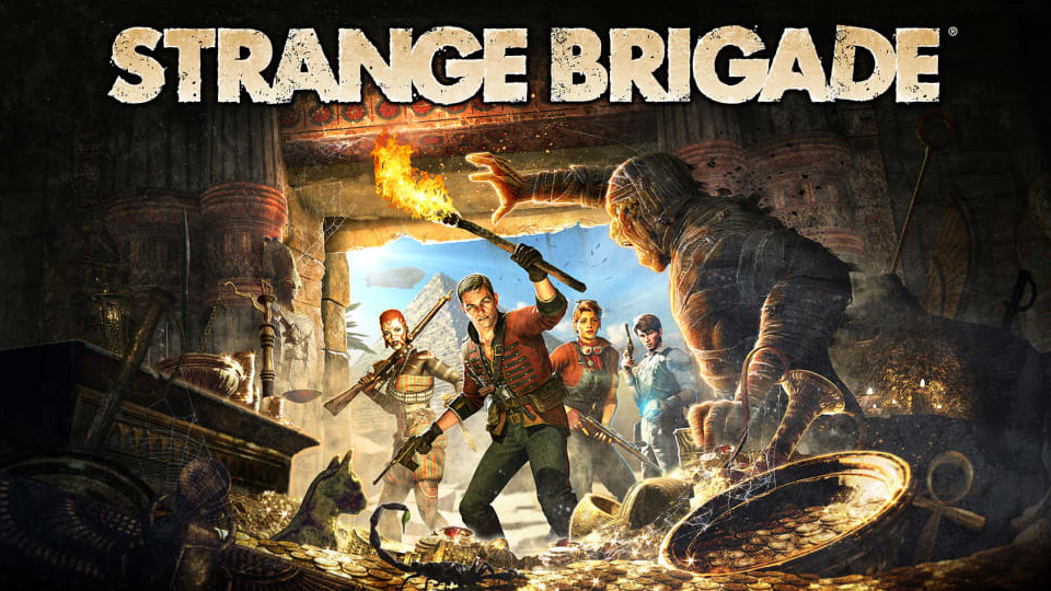 Nintendo Download   Strange Brigade