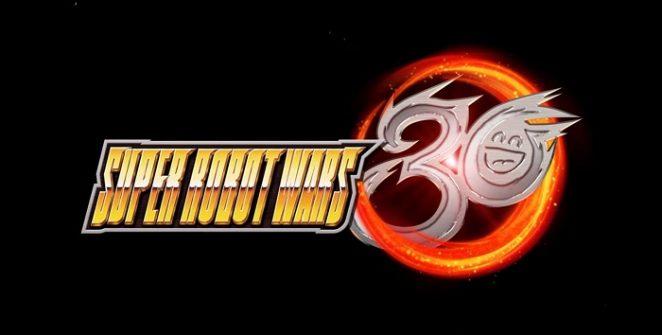 Super Robot Wars 30 | Title Card