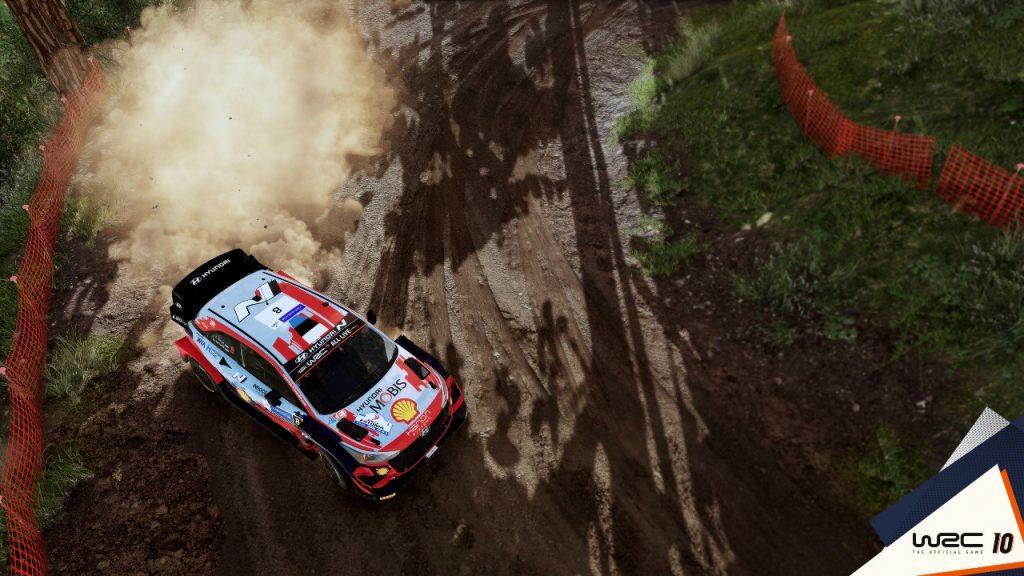WRC10 Screenshot 01
