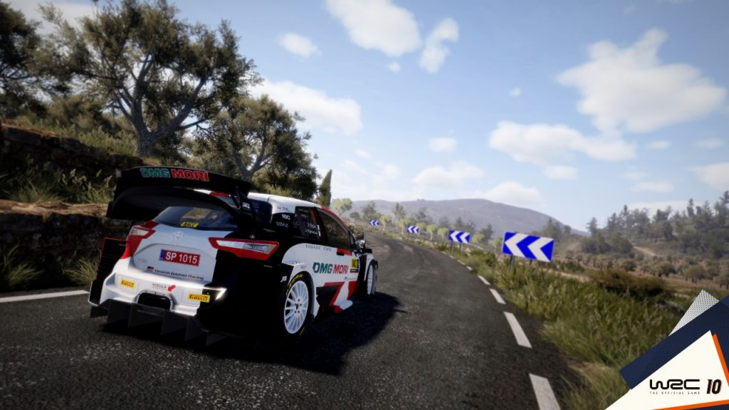 WRC 10 Preview