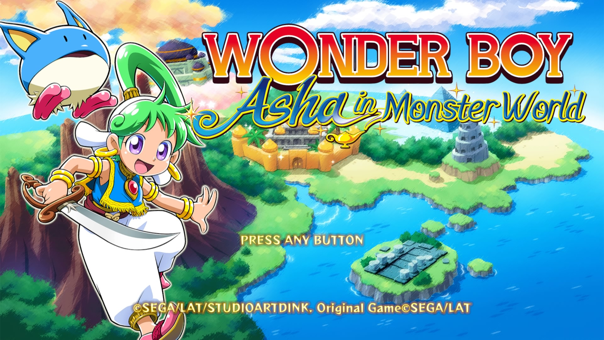 Asha In Monster World Review