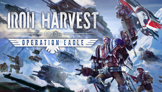 Iron Harvest: Operation Eagle Review PC