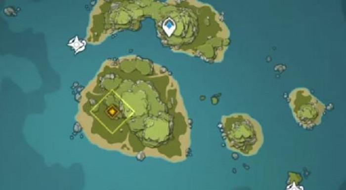 Island Adventure act 3 Guide