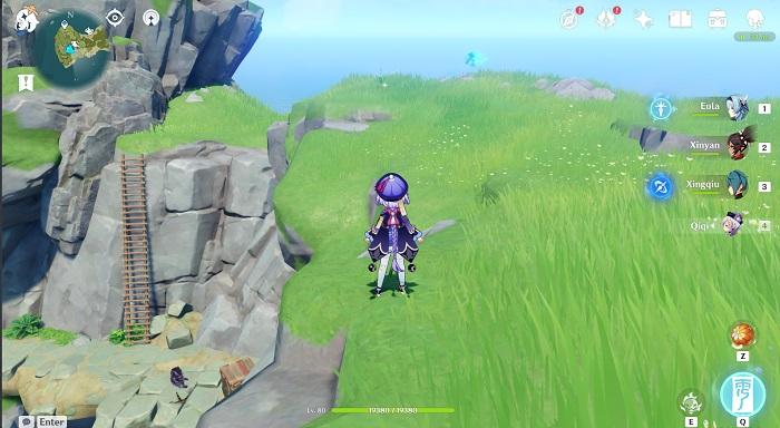 Genshin Impact, Archipelago, Seelie, Sidequest