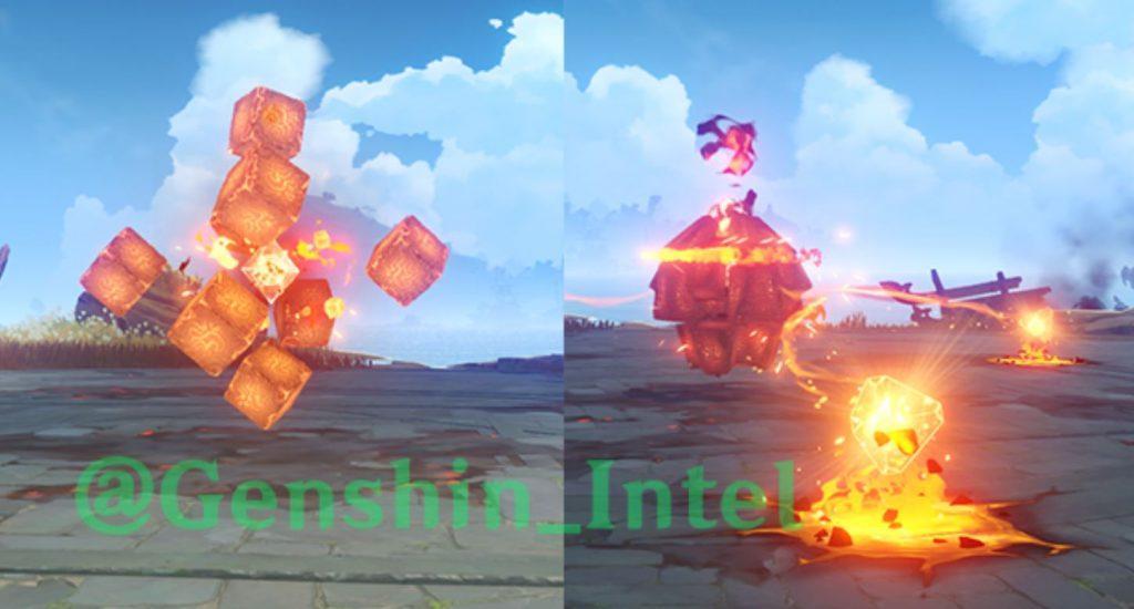 Genshin Impact, rumors, leaks, 1.7, Inazuma, Hypostasis, Pyro Hypostasis