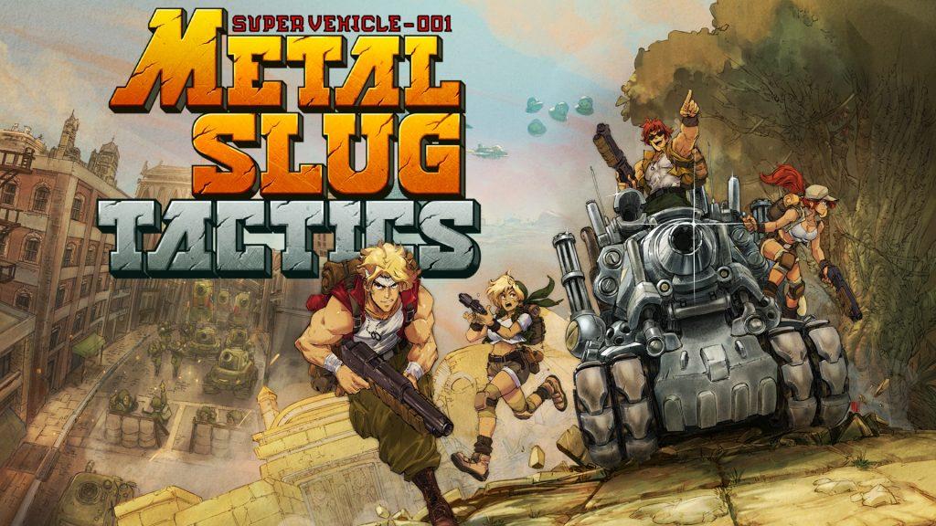 Metal Slug Tactics Switch