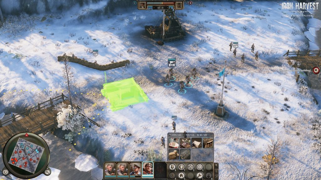 Iron Harvest: Operation Eagle review