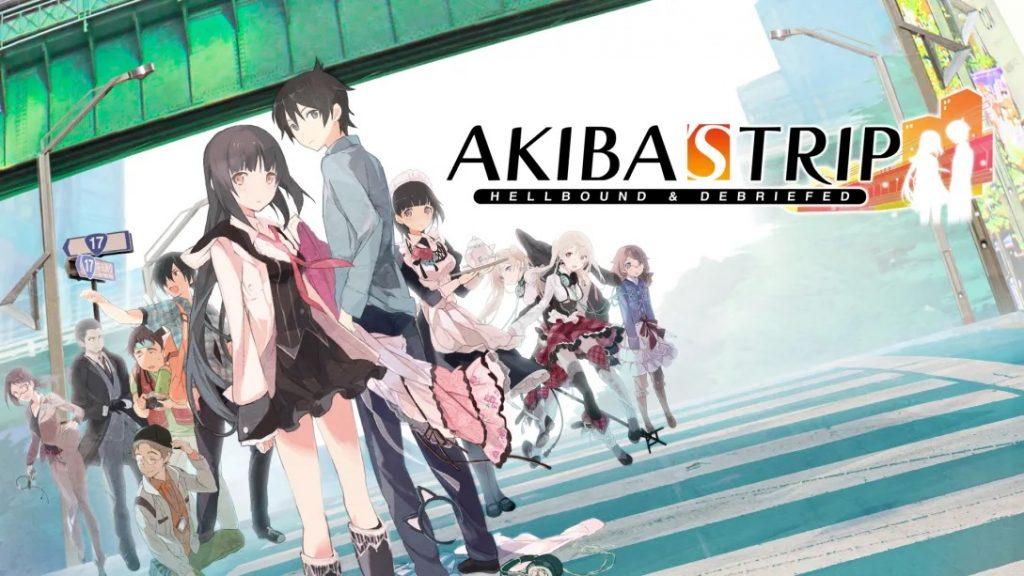 Akiba's Trip Review Banner