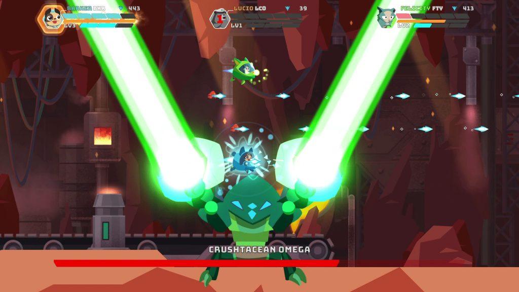 B.ARK   Multiplayer Boss