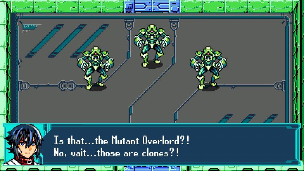 Blaster Master Zero 3 | Clones