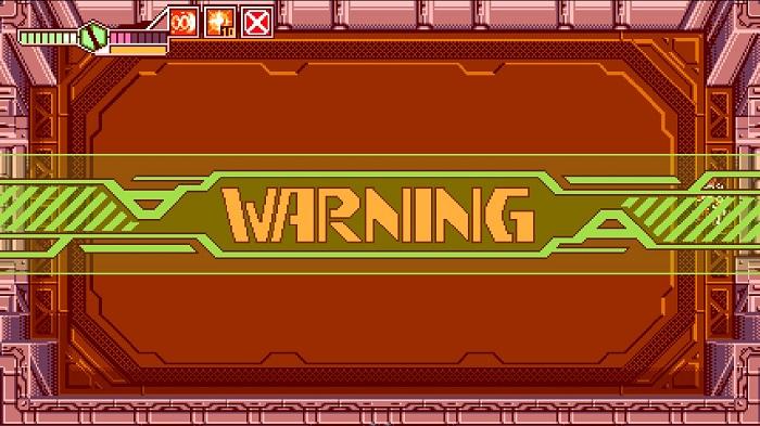 Blaster Master Zero III | Warning!