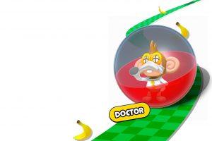 Super Monkey Ball Banana Mania Doctor