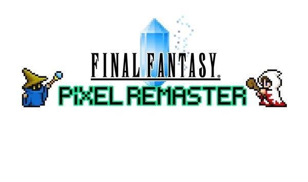 Final Fantasy Pixel Remaster
