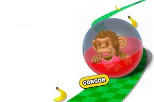 Super Monkey Ball Banana Mania GonGon