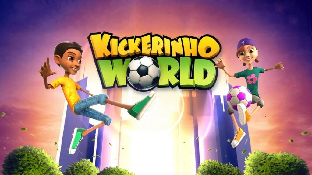 Kickerinho World Banner