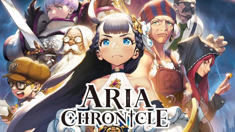 Nintendo Download | Aria Chronicle