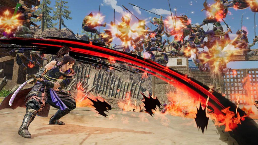 Nintendo Download | Samurai Warriors 5