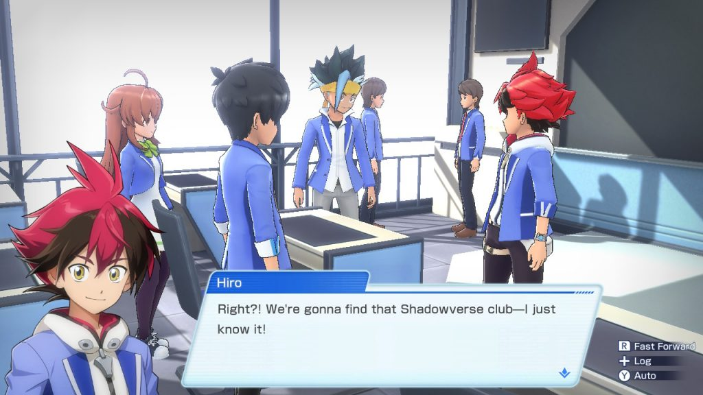 Shadowverse   The Gang