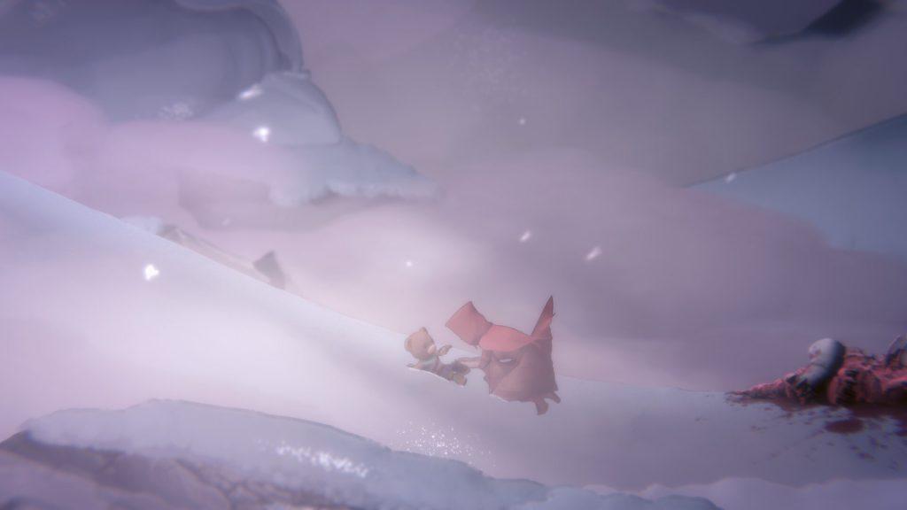 The Darkest Tales   Snowbound