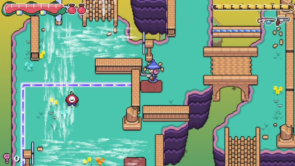 Trigger Witch | Puzzles