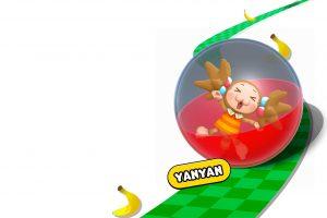 Super Monkey ball Banana Mania YanYan