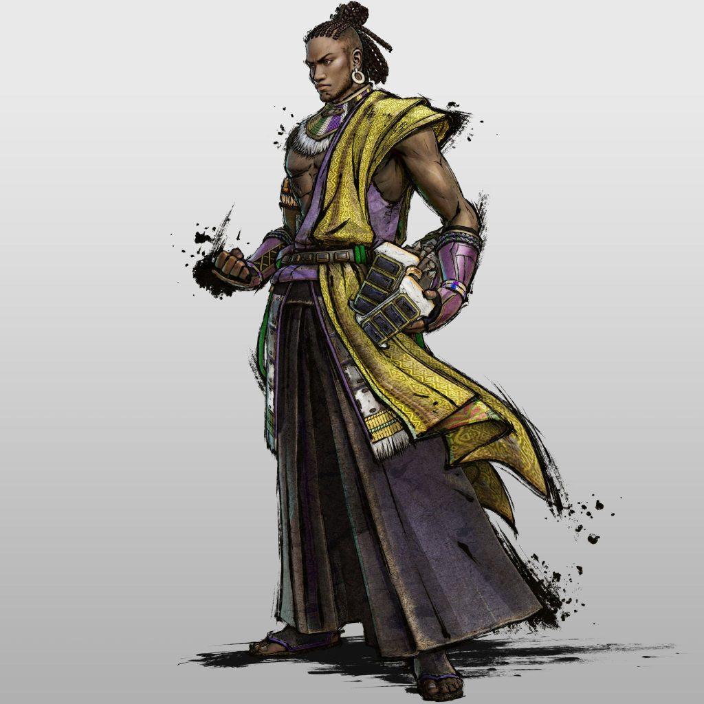 Yasuke Samurai Warriors 5