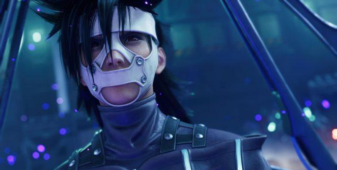 Nero in Final Fantasy 7 Intergrade