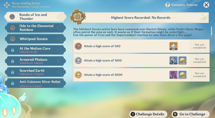 completion, rewards, event