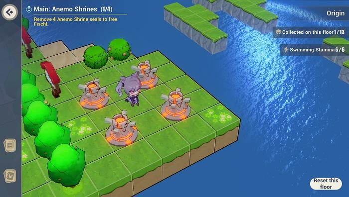 fire totem, puzzle, outworld quest