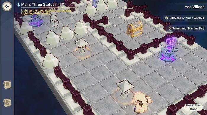 village, interactable lamps, proposal 2 village,