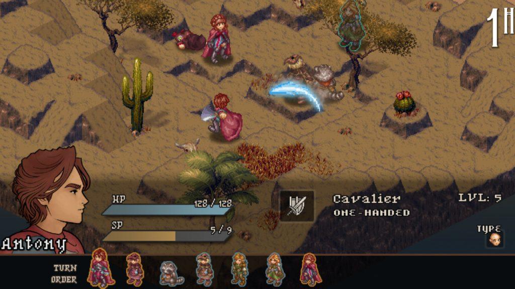 Arcadian Atlas | Combat 1