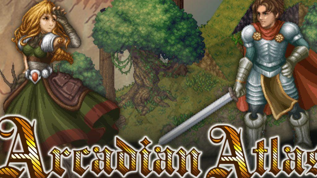 Arcadian Atlas | Featured