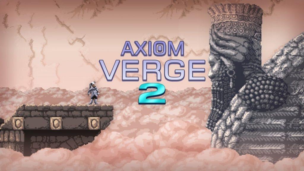 Nintendo Download | Axiom Verge 2